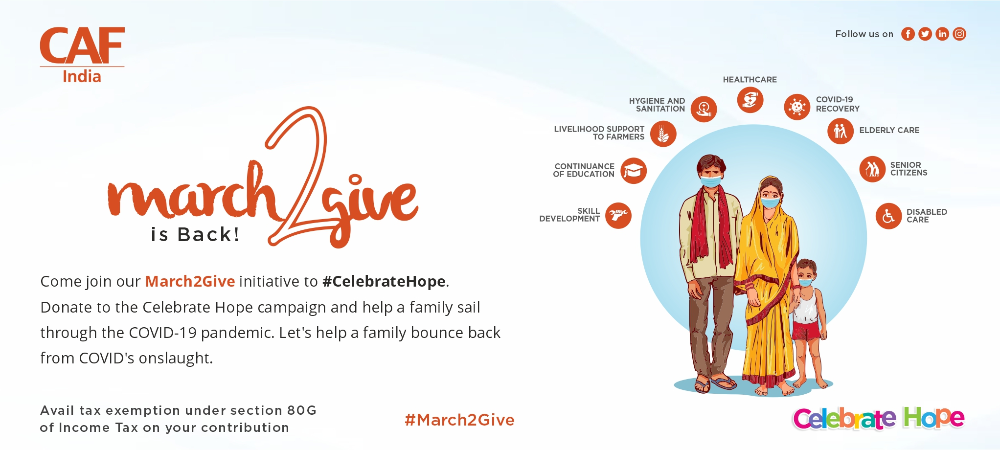 March2Give